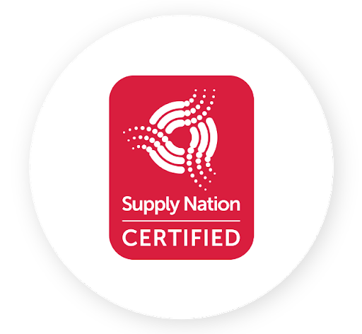 Supply nation certificate badge